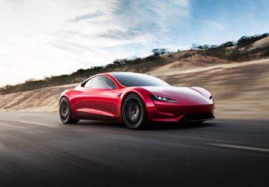 To νέο Tesla Roadster αναμένεται να βάλει φωτιά στην άσφαλτο