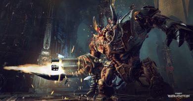 Έρχεται το Warhammer 40,000 Inquisitor Martyr (trailer)