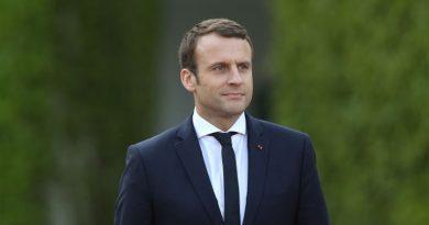 Ο Μακρόν ζητά την εξαίρεση της Ευρώπης από τους δασμούς στις εισαγωγές χάλυβα και αλουμινίου