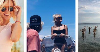 Η Kate Hudson και η Goldie Hawn διαφημίζουν τις ομορφιές της Ελλάδας μέσω Instagram