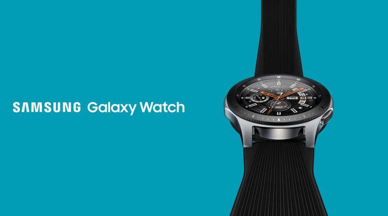 Μείνετε συνδεδεμένοι όπου και αν βρίσκεστε με το νέο Samsung Galaxy Watch