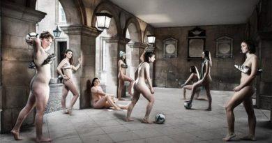 Τα ωραιότερα κορμιά του Κέμπριτζ φωτογραφήθηκαν γυμνά για φιλανθρωπικό σκοπό (Photos)