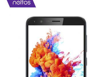 H TP-Link παρουσιάζει το οικονομικό Neffos C5 Plus με οθόνη 18:9 και Android Go