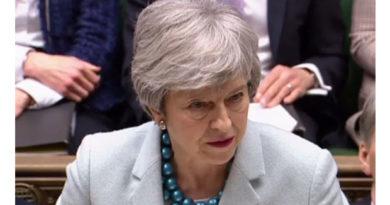 Την παραίτηση της Μέι θα απαιτήσει ισχυρό στέλεχος του Συντηρητικού κόμματος