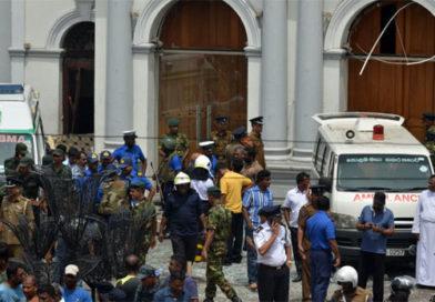 Μακελειό στη Σρι Λάνκα