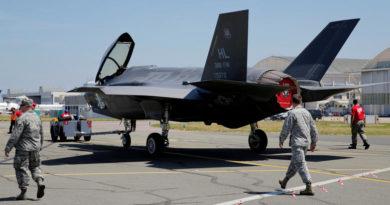 Εξετάζουν την αναστολή εκπαίδευσης των Τούρκων χειριστών F-35