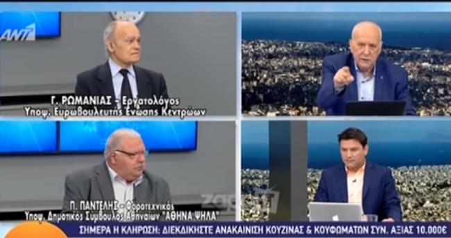 Εκτός εαυτού ο Γιώργος Παπαδάκης on air