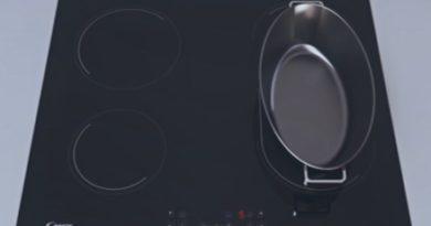 Νέα εστία Candy με «μακρόστενη» ζώνη μαγειρέματος