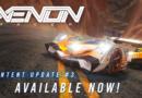 Οι παίκτες του Xenon Racer μπορούν να τρέξουν πλέον στη Νεβάδα με ένα καινούριο αυτοκίνητο