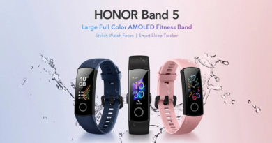 Huawei Honor Band 5: Ένα high end Smartwatch