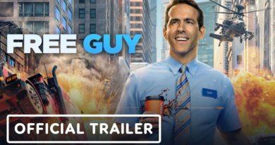 Ο Ryan Reynolds σε ρόλο Σούπερ Ήρωα στο Free Guy (trailer)