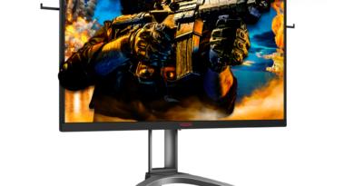 Νέα gaming οθόνη AOC AG273QZ