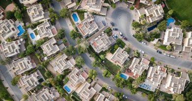 Προώθηση ακινήτων και real estate με drone