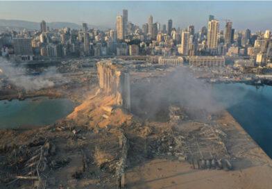 Τραγικός ο τρόπος που τα κανάλια (δεν) καλύπτουν Βηρυτό