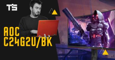 Τα 165Hz της AOC C24G2U/BK είναι για Gaming (video)