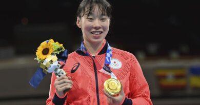 Η Σένια Ιριέ χάρισε το 18ο χρυσό μετάλλιο στην Ιαπωνία