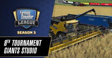 Farming Simulator League: Η GIANTS Software επιστρέφει στους δια ζώσης αγώνες