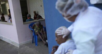 483 θάνατοι το τελευταίο 24ωρο στη Βραζιλία